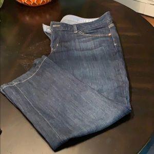 Gap denim jeans size 14